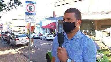 Andradina suspende cobrança de Zona Azul por 30 dias - A Prefeitura de Andradina (SP) suspendeu a cobrança de Zona Azul por 30 dias; entenda na reportagem.