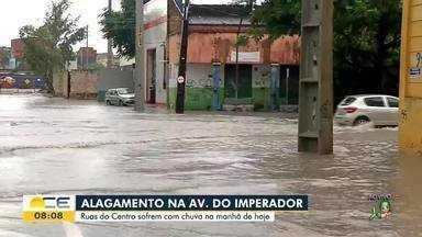 Isaac Macêdo traz ocorrências policiais e impactos da chuva em Fortaleza - Saiba mais em: g1.com.br/ce