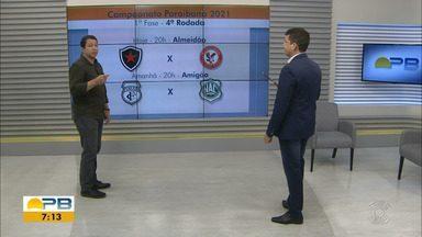 Kako Marques traz as notícias do esporte no Bom Dia Paraíba desta quarta-feira (05.05.21) - Fique bem informado, torcedor paraibano.