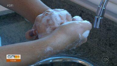 Higiene das mãos é uma das formas mais eficazes de prevenção a Covid-19 - Nesta quarta-feira (05) é celebrado o Dia Mundial da Higienização das Mãos.
