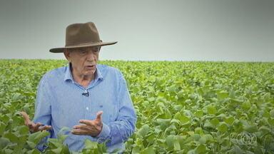 Conheça o lado agricultor e pecuarista de Iris Rezende - Aposentado, o ex-líder político está antenado com os avanços tecnológicos do agronegócio e na preservação do meio ambiente