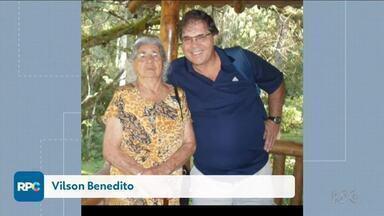 Telespectadores enviam fotos das mães para o Meio Dia Paraná - Participe do jornalismo da RPC pelo aplicativo Você na RPC.