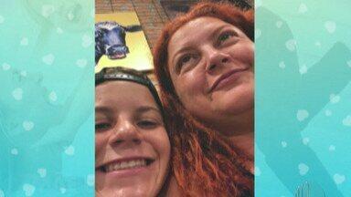 Minha mãe e eu na pandemia: Leticia faz homenagem a sua mãe Cláudia direto da Califórnia - Os vídeos e fotos podem ser encaminhados por um formulário colaborativo no G1 ou diretamente no WhatsApp da TV Diário, que é o 3524-2333.