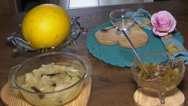 Aprenda a receita de doce caseiro de melão - Prato é de origem da região do Vale do São Francisco.