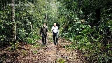 Aposentado na política, aos 87 anos, Íris Rezende se dedica ao agro e ao meio ambiente - Aposentado na política, aos 87 anos, Íris Rezende se dedica ao agro e ao meio ambiente