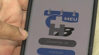 Hospital de Base de Rio Preto lança aplicativo que permite gerenciamento de consultas - O Hospital de Base de São José do Rio Preto (SP) está lançando nesta segunda-feira (10) um aplicativo que permite o gerenciamento de consultas, retornos e exames. A ferramenta deve ajudar os pacientes.