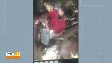 Homem é flagrado encostando órgão genital em mulheres dentro de loja de presentes - Caso foi em Montes Claros, no Norte de Minas, e está sendo investigado pela Polícia Civil.
