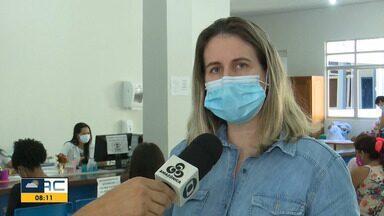 Centro de Controle Oncológico do Acre registra queda nos atendimentos - Centro de Controle Oncológico do Acre registra queda nos atendimentos