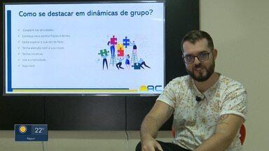 Quero Trabalhar: Aprenda a se destacar em dinâmica de grupo em uma seleção - Quero Trabalhar: Aprenda a se destacar em dinâmica de grupo em uma seleção