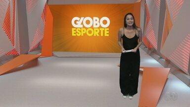 Globo Esporte GO - 10/05/2021 - Íntegra - Confira a íntegra do programa Globo Esporte GO - 10/05/2021