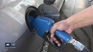 Preço do etanol sobe duas vezes em uma semana em São Carlos e Araraquara - Motivos são o preço da gasolina e a seca.