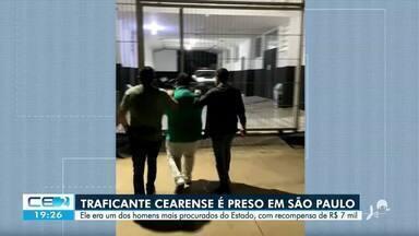 Criminoso preso em São Paulo deve ser transferido para o Ceará - Confira mais notícias em g1.globo.com/ce