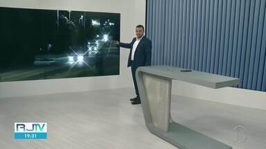 Confira o movimento na BR-101 nesta segunda-feira (10) - RJ2 mostra como está o trânsito na BR-101. Rodovia é a principal ligação entre Campos e a Região Metropolitana do Rio.