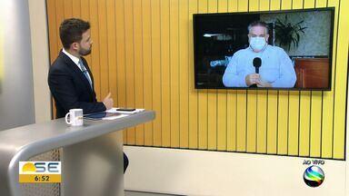 CEO da Unigel fala sobre a produção de ureia em Sergipe - CEO da Unigel fala sobre a produção de ureia em Sergipe.