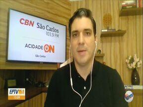 São Carlos segue comunicado da Anvisa e paralisa a vacinação contra Covid em grávidas - O jornalista Flávio Mesquita da CBN São Carlos tem mais informações.