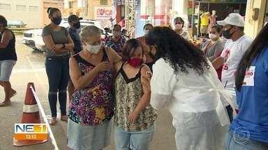 Paudalho amplia vacinação contra Covid-19 de pessoas com comorbidades - O município também suspendeu a imunização de mulheres grávidas.