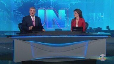 Jornal Nacional, Íntegra 11/05/2021 - As principais notícias do Brasil e do mundo, com apresentação de William Bonner e Renata Vasconcellos.