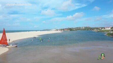Segunda parte do passeio à Praia do Presídio - Tem música, religiosidade, artesanato, aventura e mais dicas para aproveitar a conhecida praia cearense pertencente ao município de Aquiraz