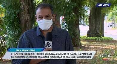 Conselho tutelar de Taubaté registra aumento de casos na pandemia - Dia Nacional de Combate ao Abuso e Exploração de Crianças e Adolescentes