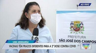 Secretaria de Saúde de São José orienta sobre 2ª dose da Covid - Saiba quando e onde procurar imunização.