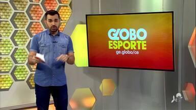 Íntegra - Globo Esporte CE - 18/05/2021 - Íntegra - Globo Esporte CE - 18/05/2021