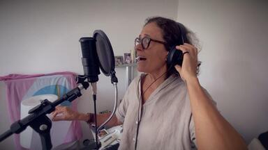 Veja o clipe de 'Pelespírito', de Zélia Duncan - Zélia Duncan lança o clipe de Pelespírito.