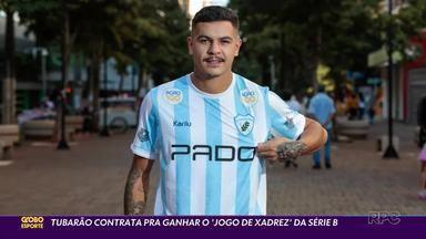 Londrina segue se reforçando pra Segundona - Primeiro paranaense a entrar em campo no Campeonato Brasileiro, o Londrina estreia na sexta na Série B contra o Brasil de Pelotas, e continua contratando