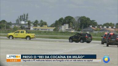 Mafioso italiano preso em João Pessoa deixa a Paraíba em avião da Polícia Federal - Rocco Morabito, um dos 10 fugitivos mais perigosos do mundo, deixou o estado em um avião da Polícia Federal. Ele era procurado pela polícia italiana desde a década de 1990.