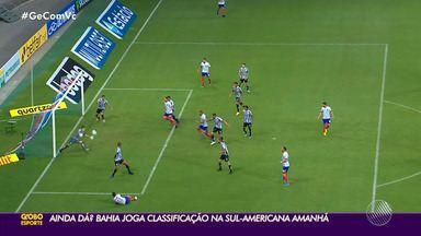 Bahia: Tricolor enfrenta o Montevideo pela Copa Sul-Americana - Jogo acontece pela 6ª rodada da Copa Sul-Americana. A partida será disputada na quarta-feira, no Estádio de Pituaçu, às 19h15 (de Brasília).