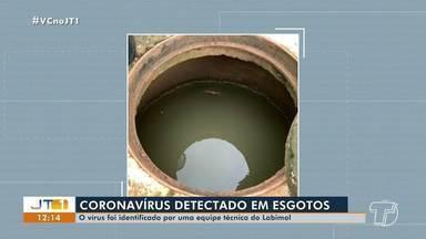 Coronavírus é detectado em esgotos do Residencial Santarém, de Santarém - Amostras foram analisadas pelo Labimol.