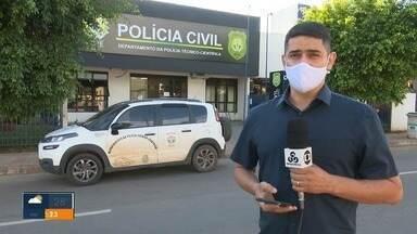 Homens são assassinados no Segundo Distrito de Rio Branco - Homens são assassinados no Segundo Distrito de Rio Branco