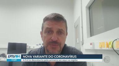 Unesp detecta nova variante do coronavírus em Porto Ferreira e outras cidades - Nova cepa foi chamada de P.4