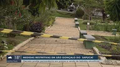 Prefeitura proíbe venda de bebidas alcoólicas em São Gonçalo do Sapucaí - Prefeitura proíbe venda de bebidas alcoólicas em São Gonçalo do Sapucaí