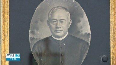 Processo pretende beatificar padre japonês que evangelizou pessoas em Álvares Machado - Existem relatos de milagres concedidos através de Monsenhor Nakamura.