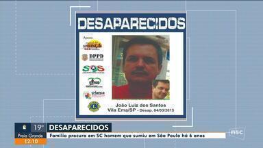Veja o quadro 'Desaparecidos' do Jornal do Almoço - Veja o quadro 'Desaparecidos' do Jornal do Almoço