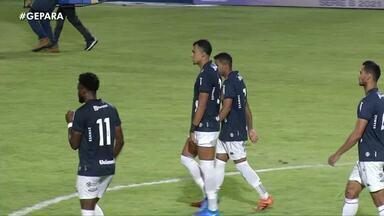 Com gol de Renan Gorne, Remo vence o Brasil de Pelotas no Baenão - Com gol de Renan Gorne, Remo vence o Brasil de Pelotas no Baenão