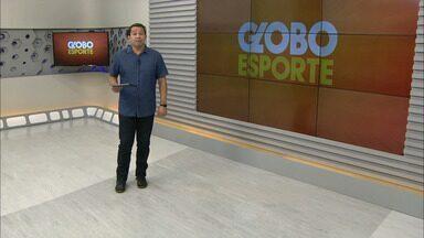 Confira a íntegra do Globo Esporte desta segunda-feira (07.06.21) - Kako Marques traz as principais notícias do esporte paraibano