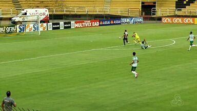 Manaus é goleado por 5 a 0 para o Volta Redonda - Manaus é goleado por 5 a 0 para o Volta Redonda