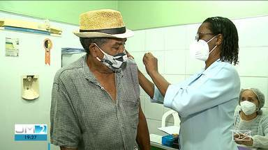 Só 30% do publico-alvo foi vacinado contra a H1N1 em São Luís - Campanha de vacinação na capital segue a passos lentos.