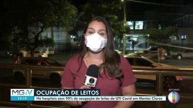 Montes Claros chega a 35.625 casos e 837 mortes nesta segunda (7) - Dados são do boletim epidemiológico que aponta ainda que 33.438 pessoas estão recuperadas da doença.