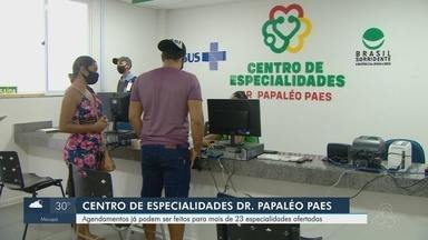 Centro de Especialidades Dr. Papaléo Paes em Macapá oferta mais de 23 exames - Centro de Especialidades Dr. Papaléo Paes em Macapá oferta mais de 23 exames