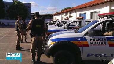 Polícia Militar lança Operação Alferes Tiradentes em todo o estado de MG - Lançamento faz parte da comemoração dos 246 anos da PM.