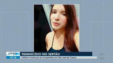 Mulher é morta por ex-companheiro em São José de Caiana - Polícia investiga o crime.
