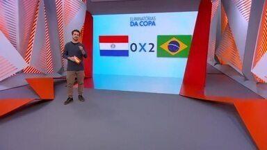Veja o Globo Esporte SP de quarta-feira, 09/06/2021 - Veja o Globo Esporte SP de quarta-feira, 09/06/2021