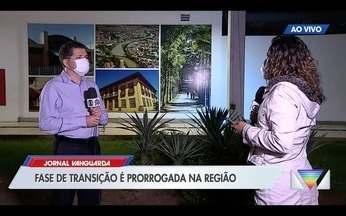 Governo de SP prorroga fase de transição até 30 de junho - Confira a reportagem exibida pelo Jornal Vanguarda.
