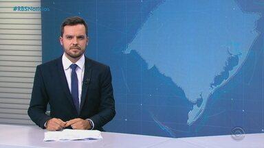 Assista a íntegra do RBS Notícias desta quinta (11) - Assista ao vídeo.