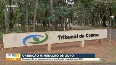 Mineração de Ouro: conselheiros do TCE teriam favorecido Solurb - Presidente e outros conselheiros foram alvos da operação nesta semana
