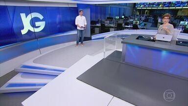 Jornal da Globo, Edição de sexta-feira, 11/06/2021 - As notícias do dia com a análise de comentaristas, espaço para a crônica e opinião.