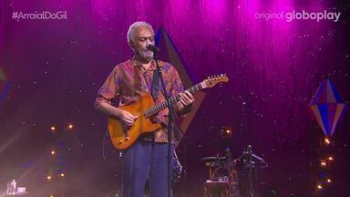 Gilberto Gil canta 'Respeita Januário', 'O Xote das Meninas' e 'Eu Só Quero Um Xodó' - Confira!