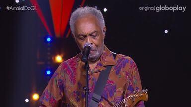 Gilberto Gil canta 'Vem Morena' - Confira!